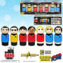 THE BIG BANG THEORY FIGURINES
