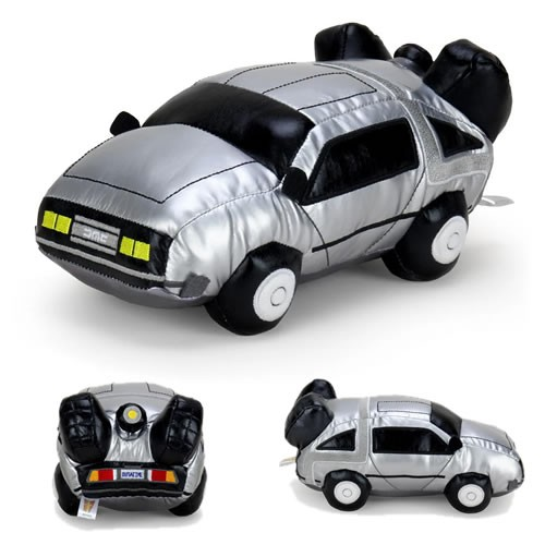 BACK TO THE FUTURE PLUSH AND STUFFED ANIMALS