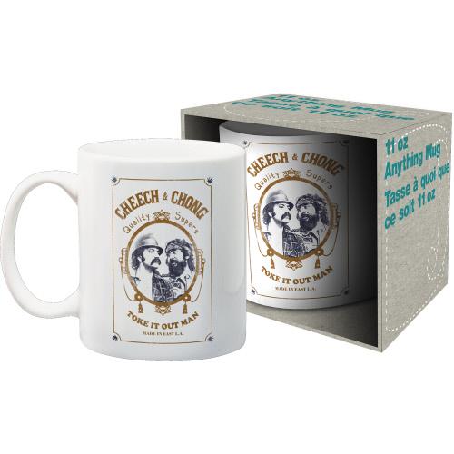 CHEECH AND CHONG COFFEE MUGS