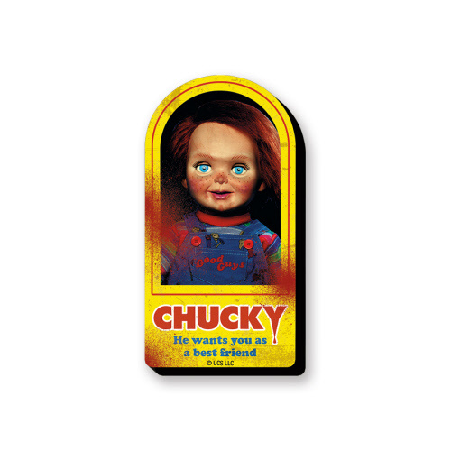 CHILDS PLAY MAGNETS
