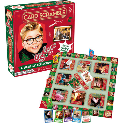A CHRISTMAS STORY GAMES