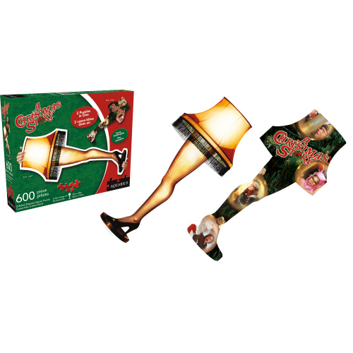 A CHRISTMAS STORY PUZZLES