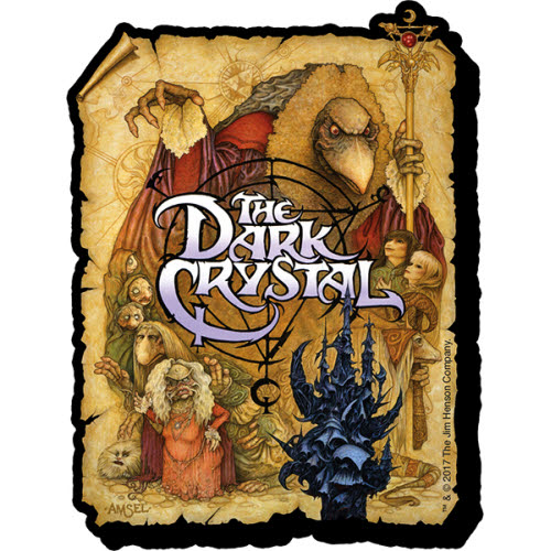 THE DARK CRYSTAL MAGNETS