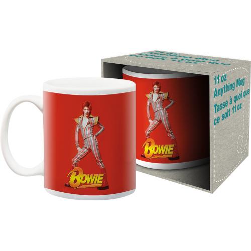 DAVID BOWIE COFFEE MUGS