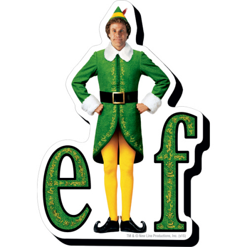 ELF THE MOVIE MAGNETS