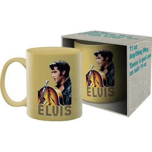 ELVIS PRESLEY COFFEE MUGS
