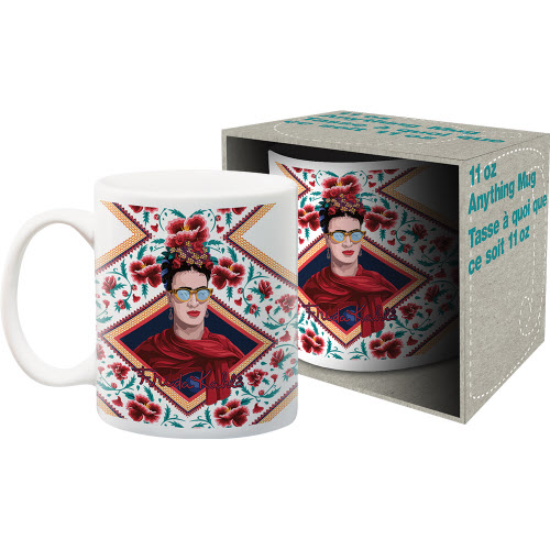 FRIDA KAHLO COFFEE MUGS