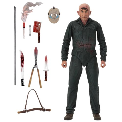 FRIDAY THE 13TH ACTION FIGURES