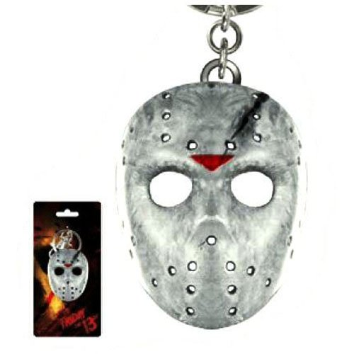 FRIDAY THE 13TH KEY CHAINS
