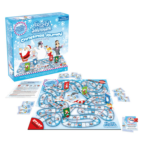 FROSTY THE SNOWMAN GAMES