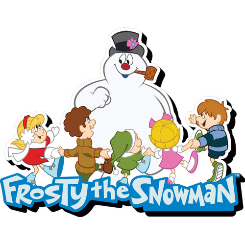 FROSTY THE SNOWMAN MAGNETS