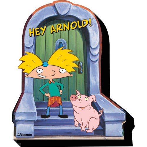 HEY ARNOLD! MAGNETS