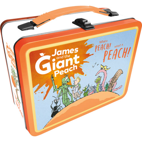JAMES AND THE GIANT PEACH TOTES