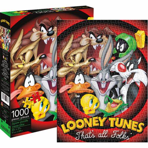 LOONEY TUNES PUZZLES