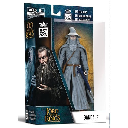 THE LORD OF THE RINGS ACTION FIGURES