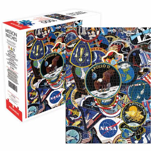 NASA PUZZLES