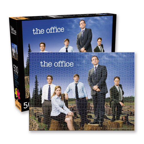 THE OFFICE PUZZLES