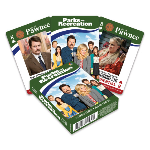 PARKS AND RECREATION GAMES