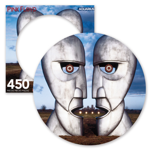 PINK FLOYD PUZZLES