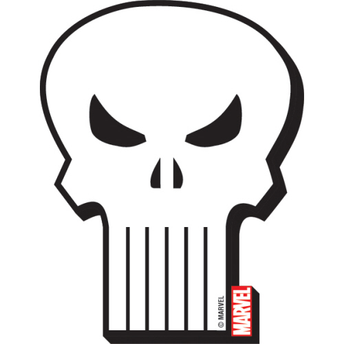 THE PUNISHER MAGNETS