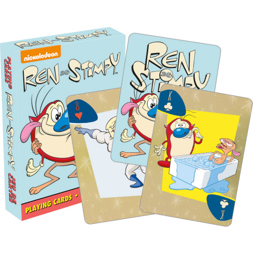 REN AND STIMPY GAMES