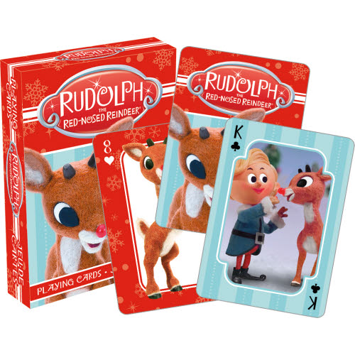 RUDOLPH THE RED NOSED REINDEER GAMES