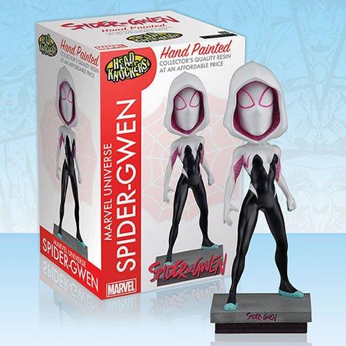 SPIDER-MAN BOBBLE HEADS