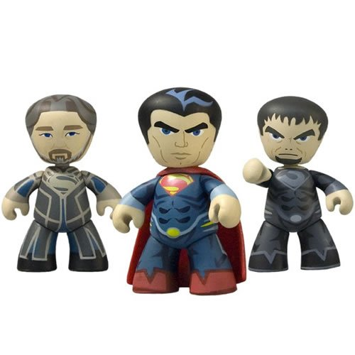 SUPERMAN FIGURINES