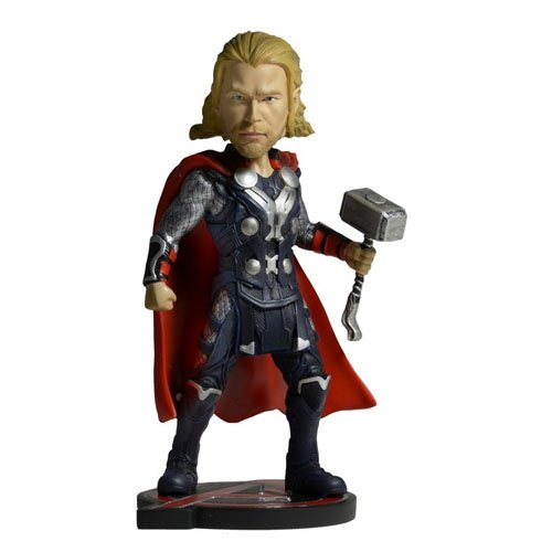 THE MIGHTY THOR BOBBLE HEADS
