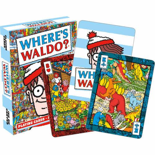 WALDO GAMES