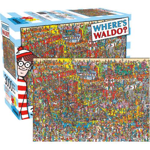 WALDO PUZZLES