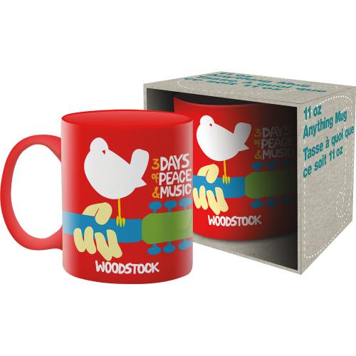 WOODSTOCK COFFEE MUGS
